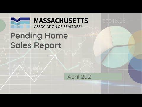 April 2021 Pending Sales Report