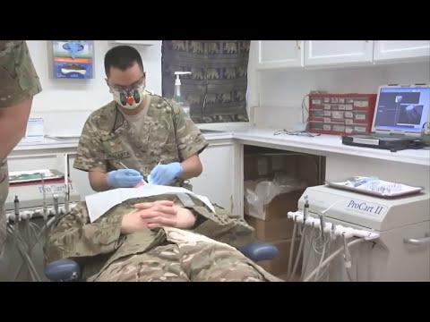 Deployment Dentistry In Kabul, Afghanistan