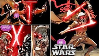 Lord Momin Duels Vader and Explains Why Darth Sidious is WEAK! (Canon)