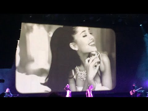 Ariana Grande Honeymoon Tour Vlog - Mountain View, California [9/8/2015]