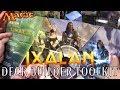 MtG ► IXALAN - il Deck Builder Toolkit: Ciak, si Sbusta! [unboxing]