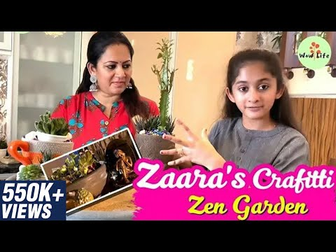 zaara's-crafitti-||-zen-garden-||-featuring-vj-archana
