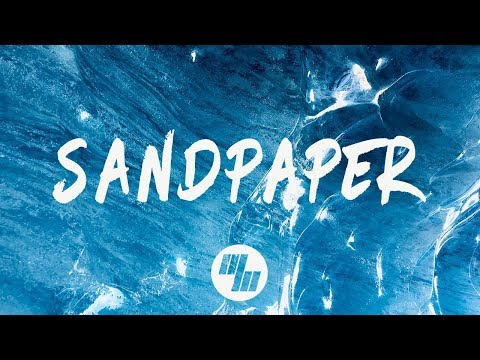 Taska Black - Sandpaper (Lyrics / Lyric Video) feat. Ayelle