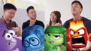 IS INSIDE OUT THE BEST PIXAR MOVIE?? - Lunch Break!