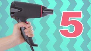 Saç Kurutma Makinası ile Çözebileceğiniz 5 Gündelik Sorun