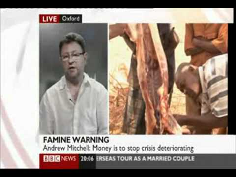 Famine in Ethiopia,Nigeria,Somalia,Djiboutu,Uganda