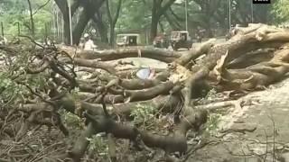 الصواعق الرعدية تقتل العشرات في الهند