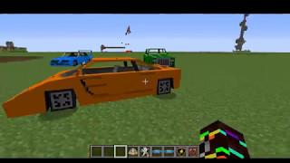 Minecraft - Flan's Mod #1