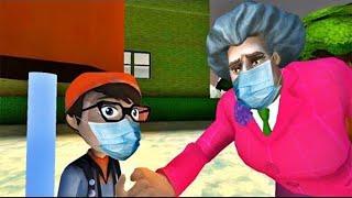 Prank Scary Teacher 3D - 1000 Cách troll Cô Giáo  Của Tuấn Ngáo Ngơ TV   Gameplay ( IOS/Android )