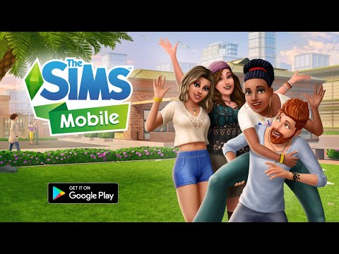 The Sims Mobile Worldwide Launch Google Play - Turkish