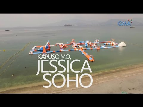 Kapuso Mo, Jessica Soho: The floating island in Subic