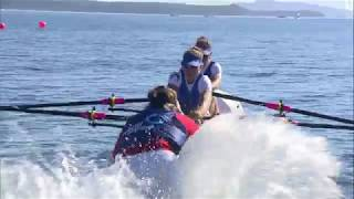 Overview of the 2018 World Rowing Coastal Championships