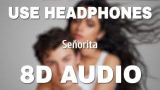 Señorita (8D AUDIO) - Shawn Mendes, Camila Cabello.mp3