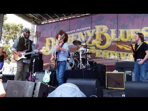 """Otis Taylor Band with """"Taz"""" - Hey Joe Opus - Doheny Blues - 5/17/15"""