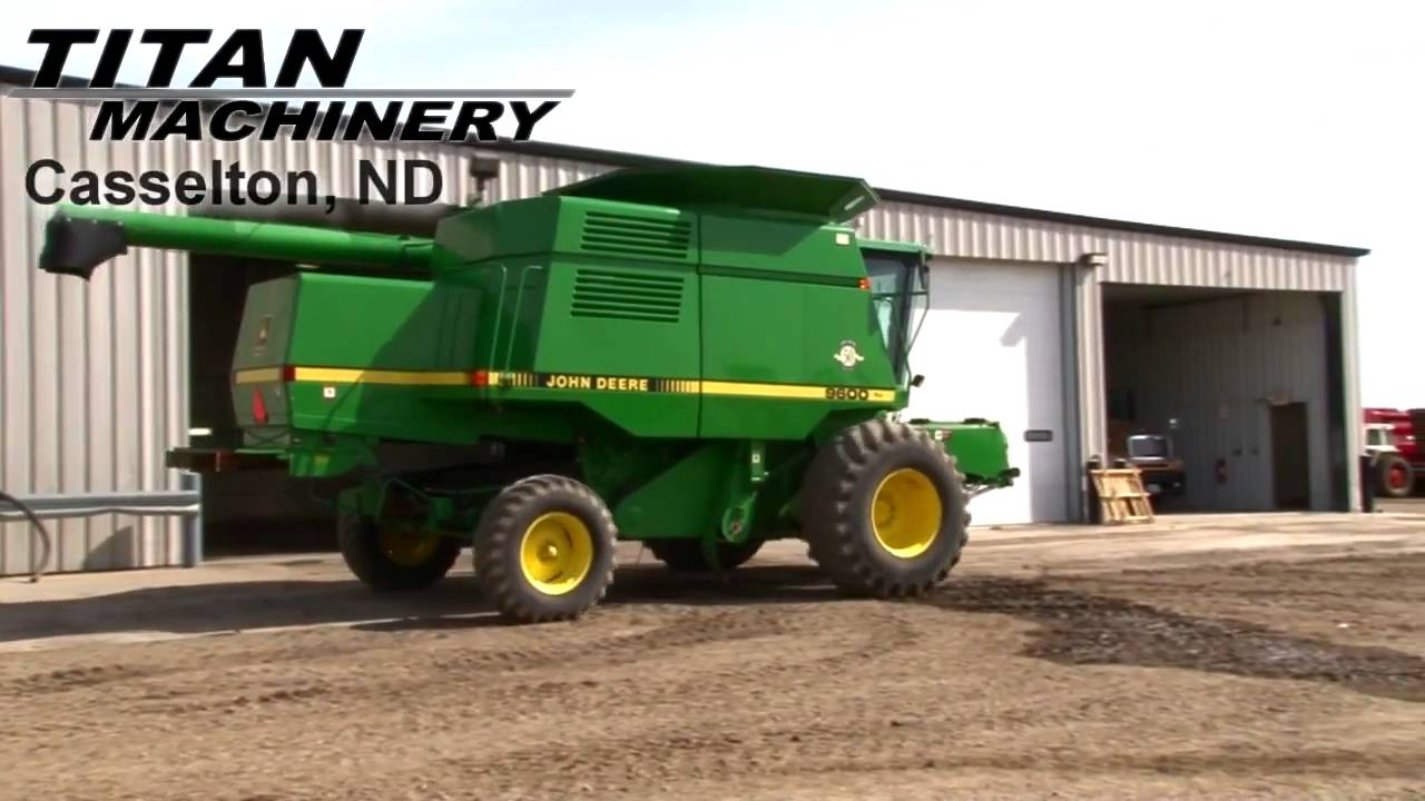 What Are The Specs For John Deere 9600 Combine Mccnsulting 9610 Wiring Diagram