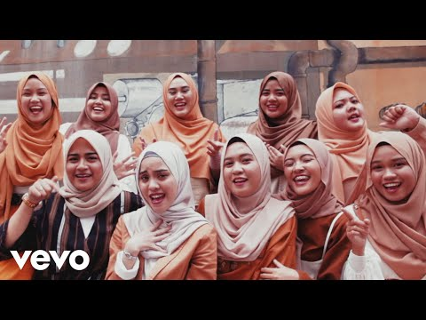 Bahiyya Haneesa - Material (Official Music Video)