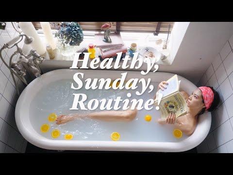 森星のヘルシーすぎる(笑) 日曜日に密着🍑Healthy Sunday Routine!