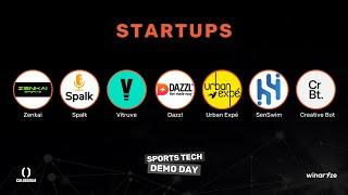 Sports Tech Demo Day #2