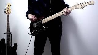 【Guitar cover】 9mm parabellum bullet 〜火の鳥〜 弾いてみた