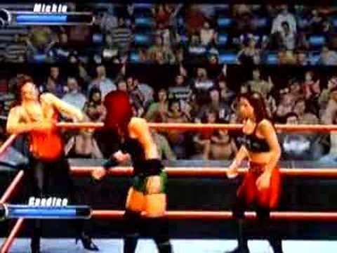 15 Candice vs Lita vs Mickie (1)