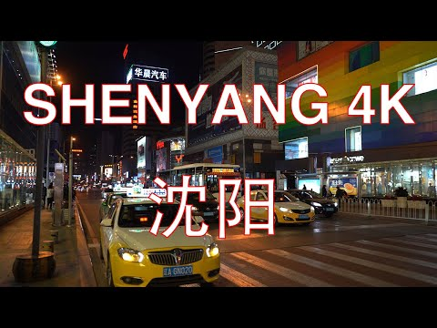 Shenyang 4K POV - Walk along The Taiyuan Pedestrian St - Liaoning - China 中国辽宁沈阳太原街漫步视频/前面展望