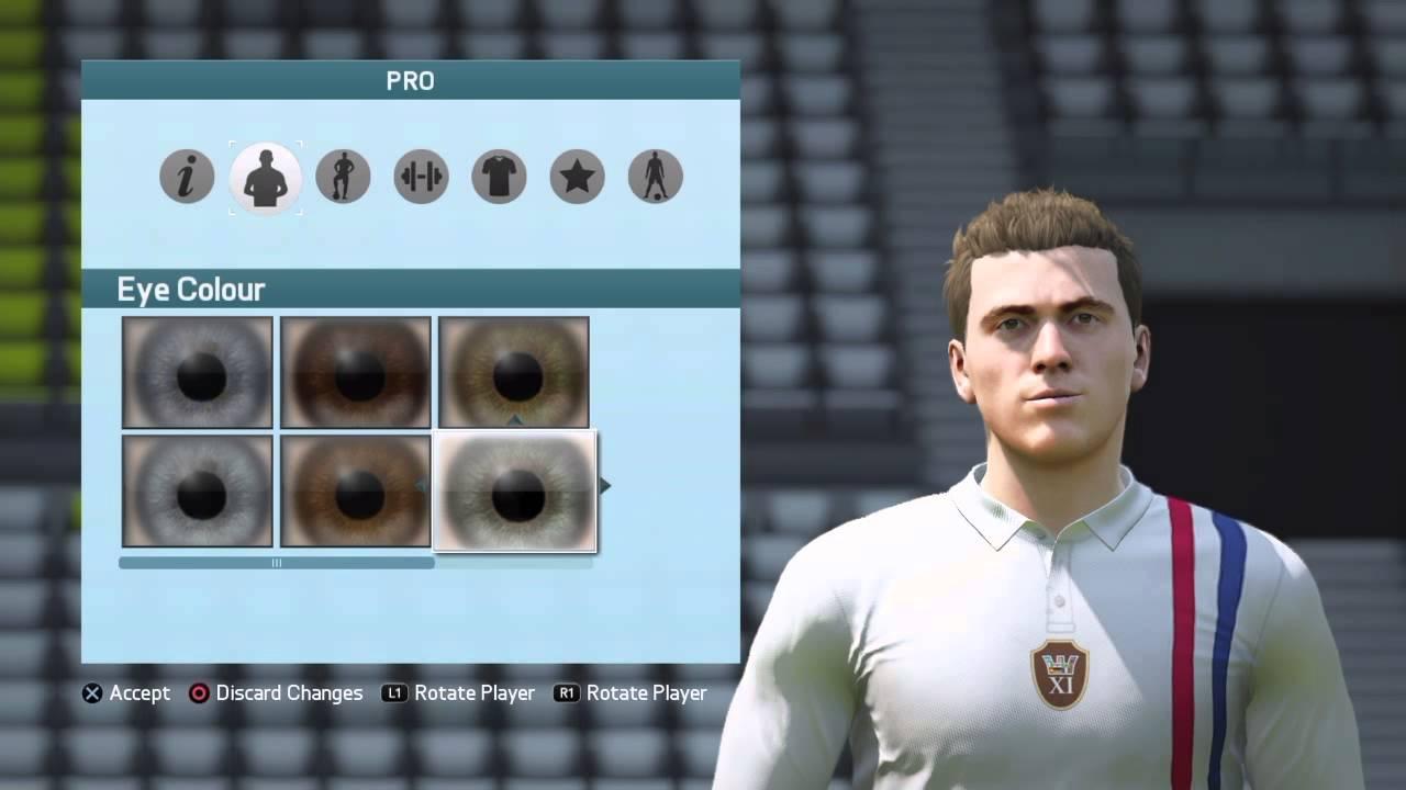 FIFA 16 Pro Clubs Look Alikes Philipp Lahm