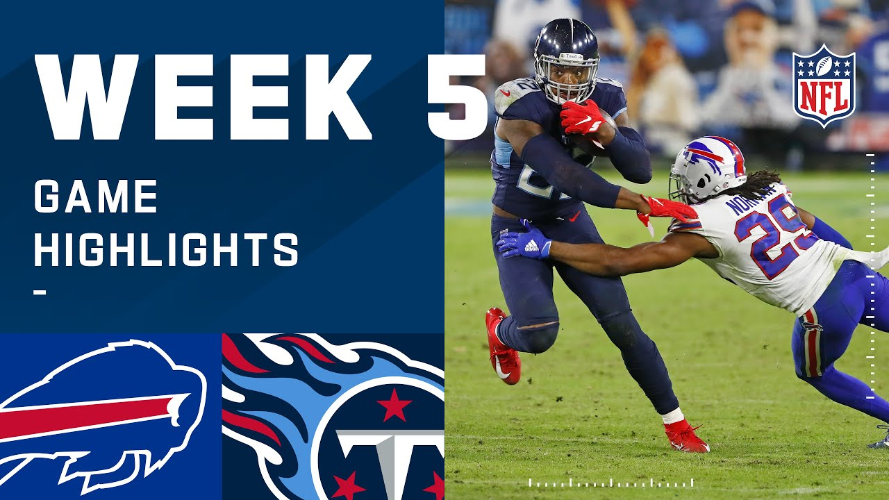 Top 3 things we learned from Bills at Titans | Week 6