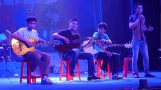 (Trần Tiến) Sắc màu - Ban nhạc Chuột gỗ (Guitar cover)