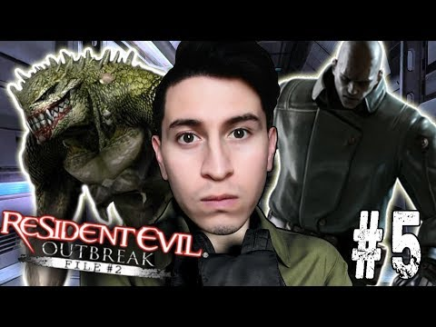 LOS HUNTERS ME ODIAN!! - END OF THE ROAD/RESIDENT EVIL OUTBREAK FILE 2 FINAL (Parte 1/2)