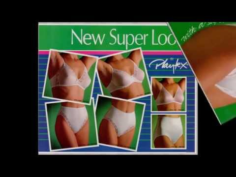 PLAYTEX UNDERWEAR FASHION POSTERS