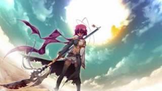 kirina - 深紅の呂旗-The ONE- 歌詞有り