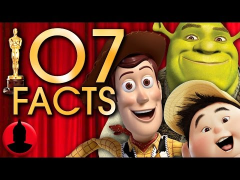 Frozen, Finding Nemo, and More! 107 Animated Oscars Facts (Tooned Up #245) | ChannelFrederator