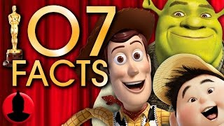 107 Facts About Animated Oscars Nominees You Should Know! (107 Facts S5 E13) | Channel Frederator