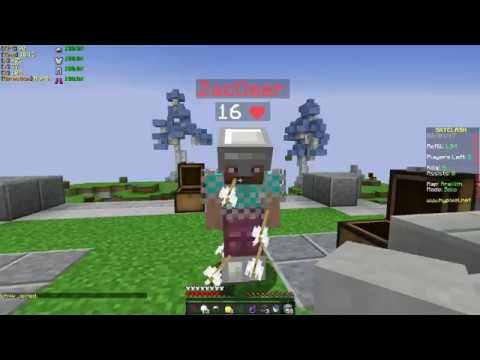 The incredible tale of a hypixel master.