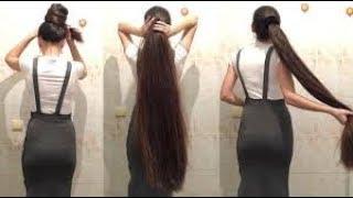 معجزة تطويل وتكثيف الشعر بمكون واحد يجعل شعرك يطول بسرعة عجيبة كالبرق كشعر الهنود بدون توقف  ابدا
