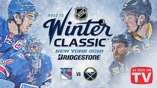 Road to NHL Winter Classic 2018 - Episode 1