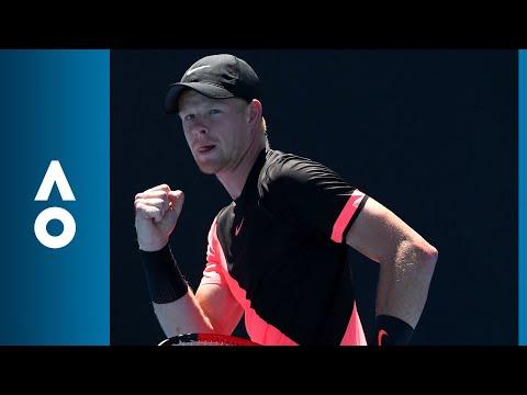 Kyle Edmund v Denis Istomin match highlights (2R) | Australian Open 2018