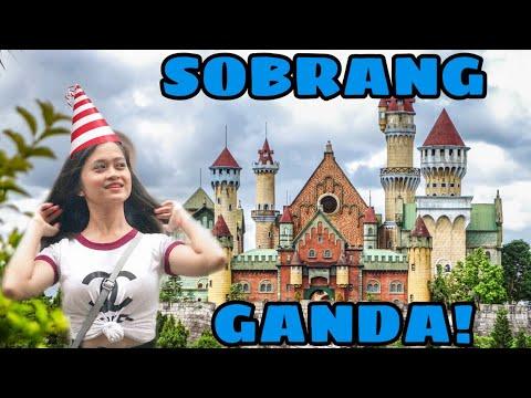 EXPLORING FANTASY WORLD (ABANDONED DISNEYLAND OF THE PHILIPPINES | Birthday Vlog | Sai Datinguinoo