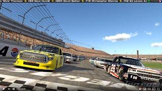 Nascar Go Creative TV Streaming Truck Series Race at Las Vegas Motor Speedway -12 OBRL
