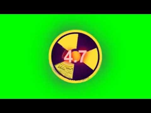 Tactical Nuke Incoming - Sound Effect + Green Screen