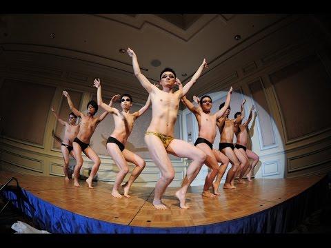 結婚式余興 ジンギスカン サプライズダンス(音声有り)Dschinghis Khan,funny surprise dance