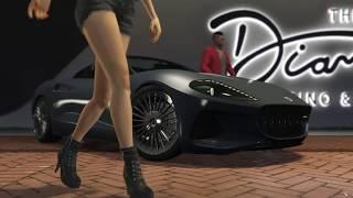 GTA Online - The Diamond Casino & Resort Login Trailer