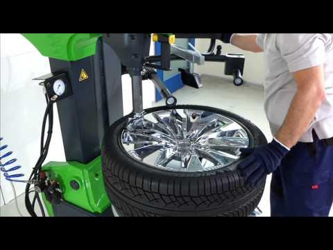 EN | Bosch  Tire Changer TCE 4430