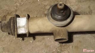 установка рейки от ВАЗ 2110 (Priora, Kalina) на ВАЗ 2108-09-99 (2113-14-15)