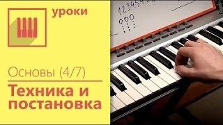 Фортепиано с нуля - Техника и постановка