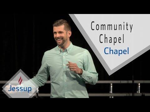 Jessup Chapel: Community Chapel (2017.03.17)
