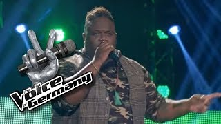 Gambar cover Welshly Arms - Legendary | Marlin Williford Cover | The Voice of Germany 2017 | Blind Audition