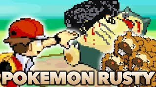 Pokemon Rusty: THE VIDEO GAME!