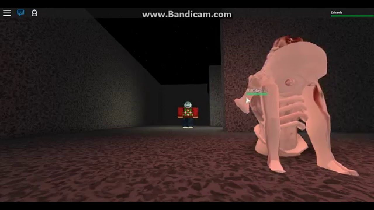 Roblox Scp 096 Gameplay Youtube