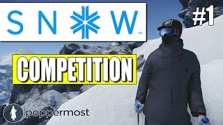 SNOW - The Game | Introduction | Snow PC Gameplay 1080P | COMP CLOSED